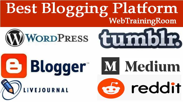 Free blog sites of 2019 for professional blogging