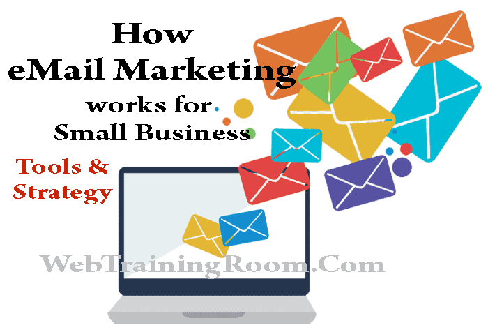 Email marketing strategy and tools for small business