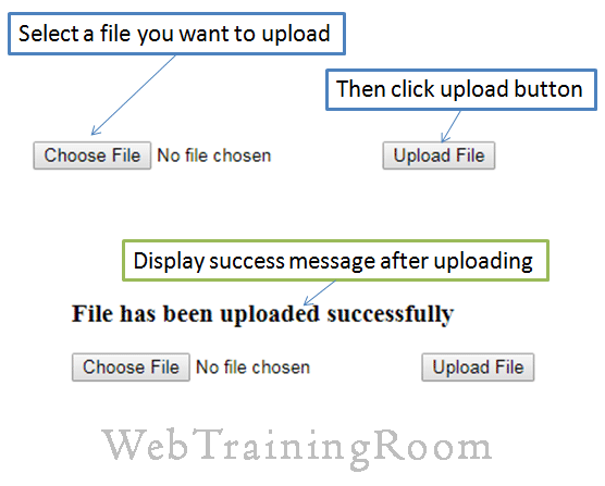 asp.net mvc file upload example