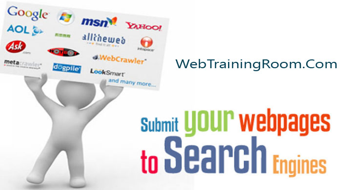 How to submit a new website to search engine