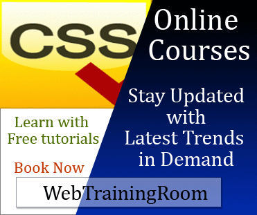 CSS Course Online