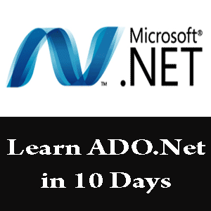 web development course ado.net