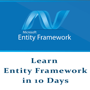 learn entity framework