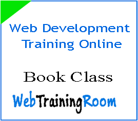 Web Development Training Online