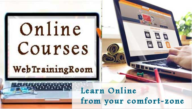 Online Courses, Web Development Training