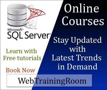 SQL Database course online