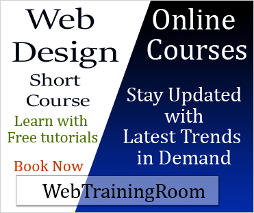 web design short course online